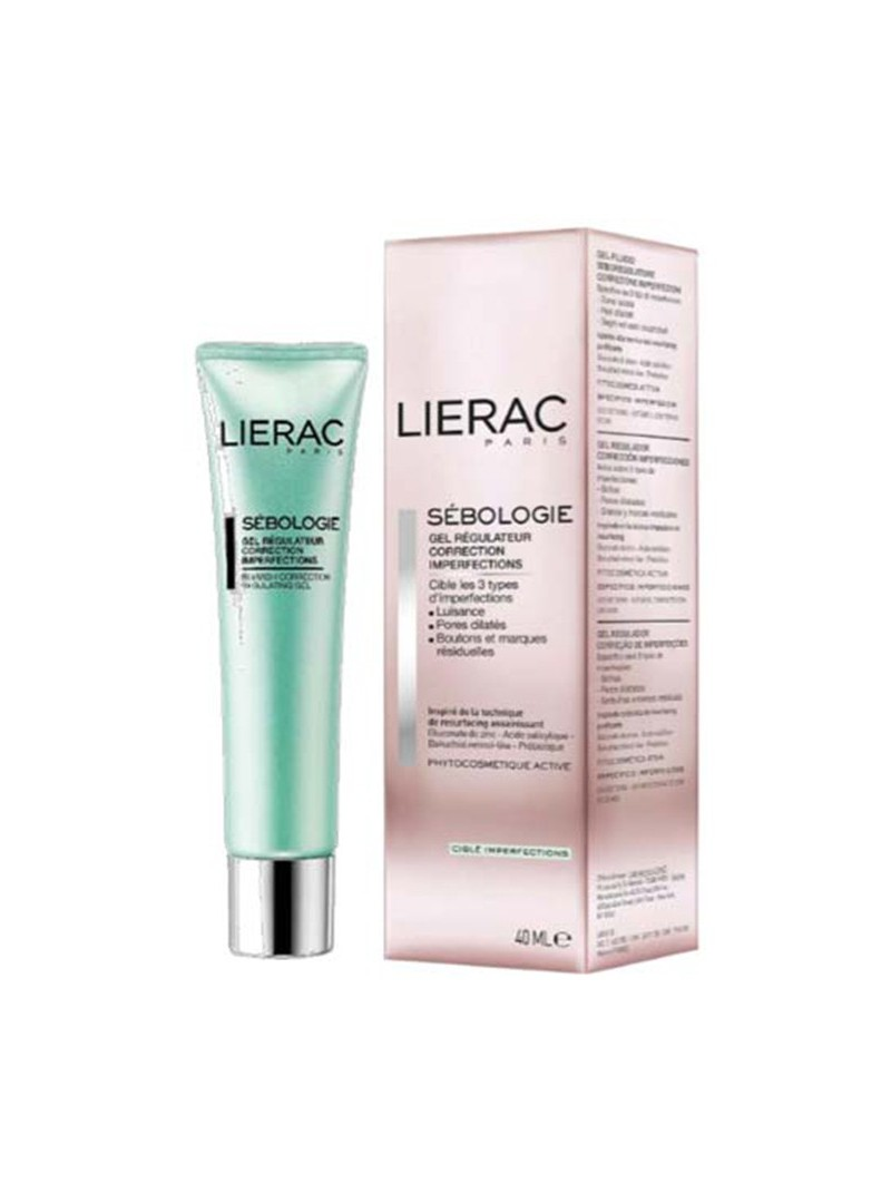 Lierac Sebologie Regulating Gel Blemish Correction 40ml