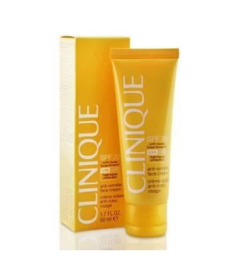 Clinique SPF 30 Anti-Wrinkle Face Cream - Güneş Koruma Yüz Kremi