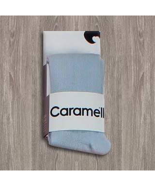 Caramell Düz Renk Külotlu Çorap