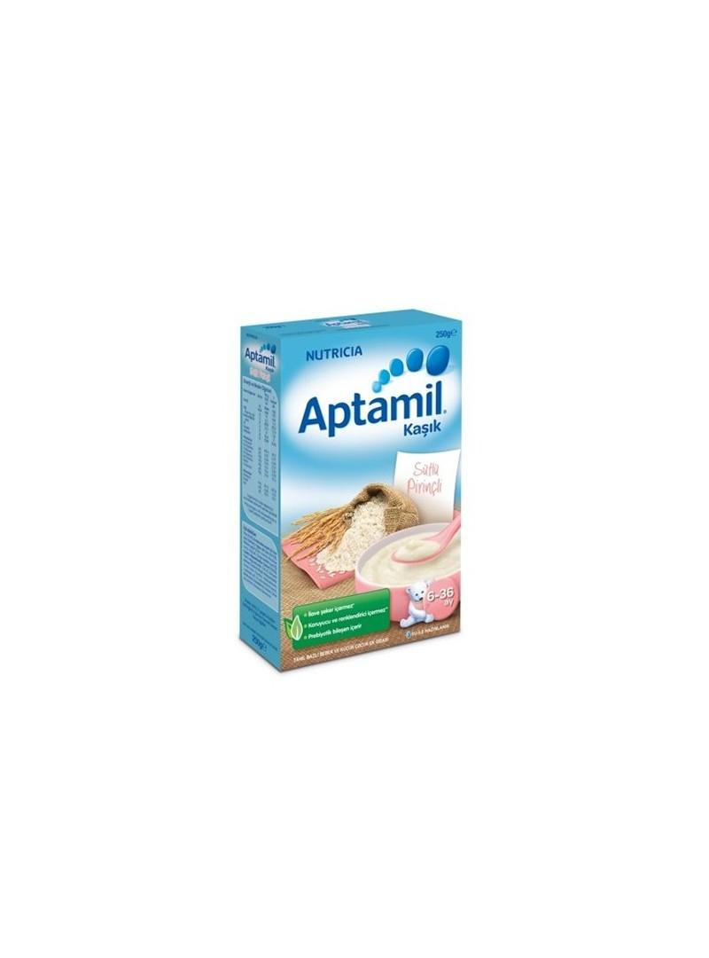 Milupa Aptamil Sütlü Pirinçli 250 gr