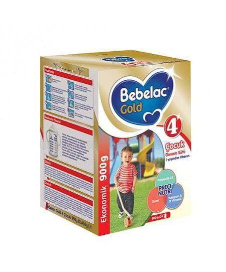 Bebelac Gold 4 Devam Sütü Ekonomik Boy 900 gr