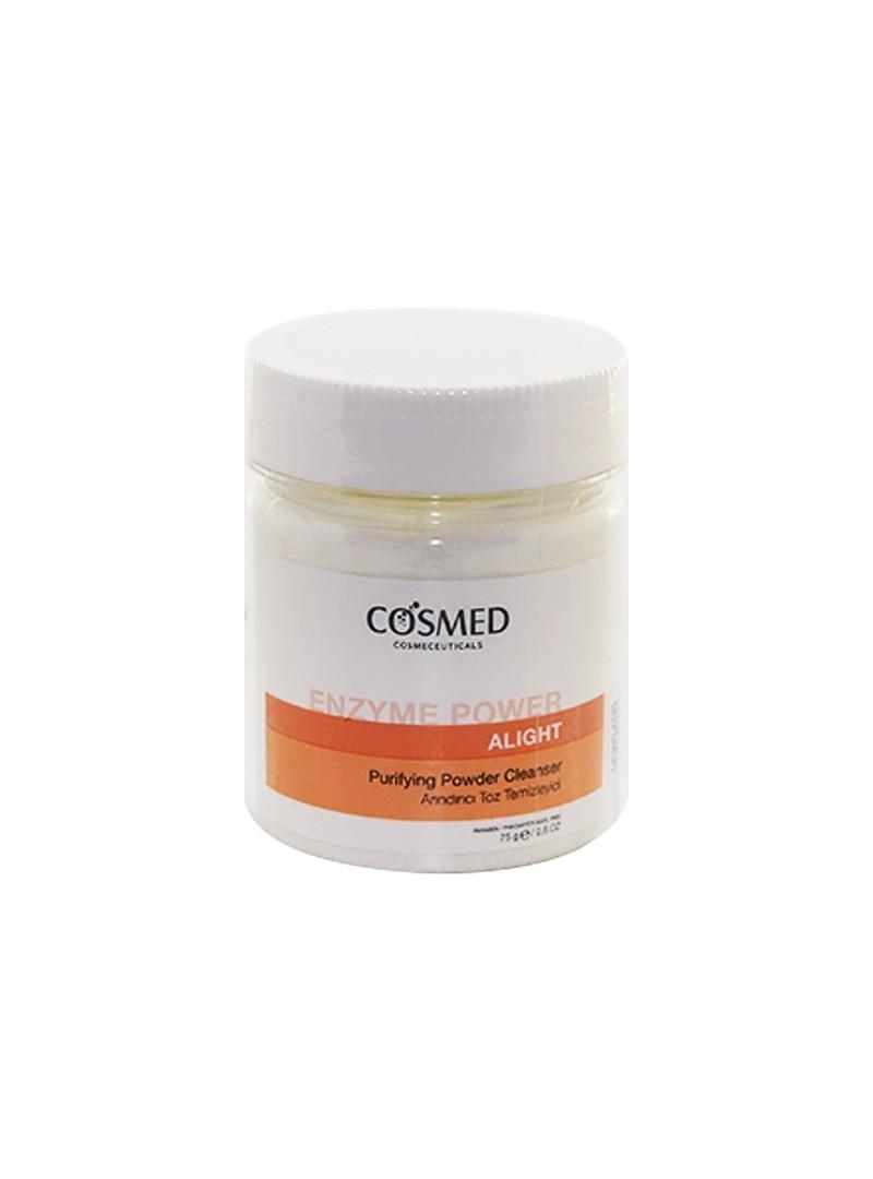 Cosmed Alight Purifying Powder Cleanser 75g - Arındırıcı Toz Temizleyici