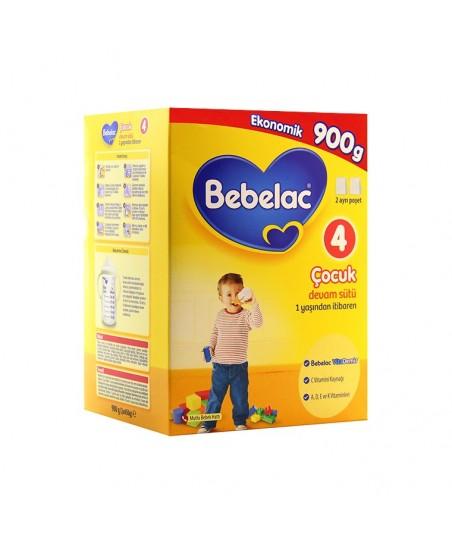 Bebelac 4 Çocuk Devam Sütü 900 g
