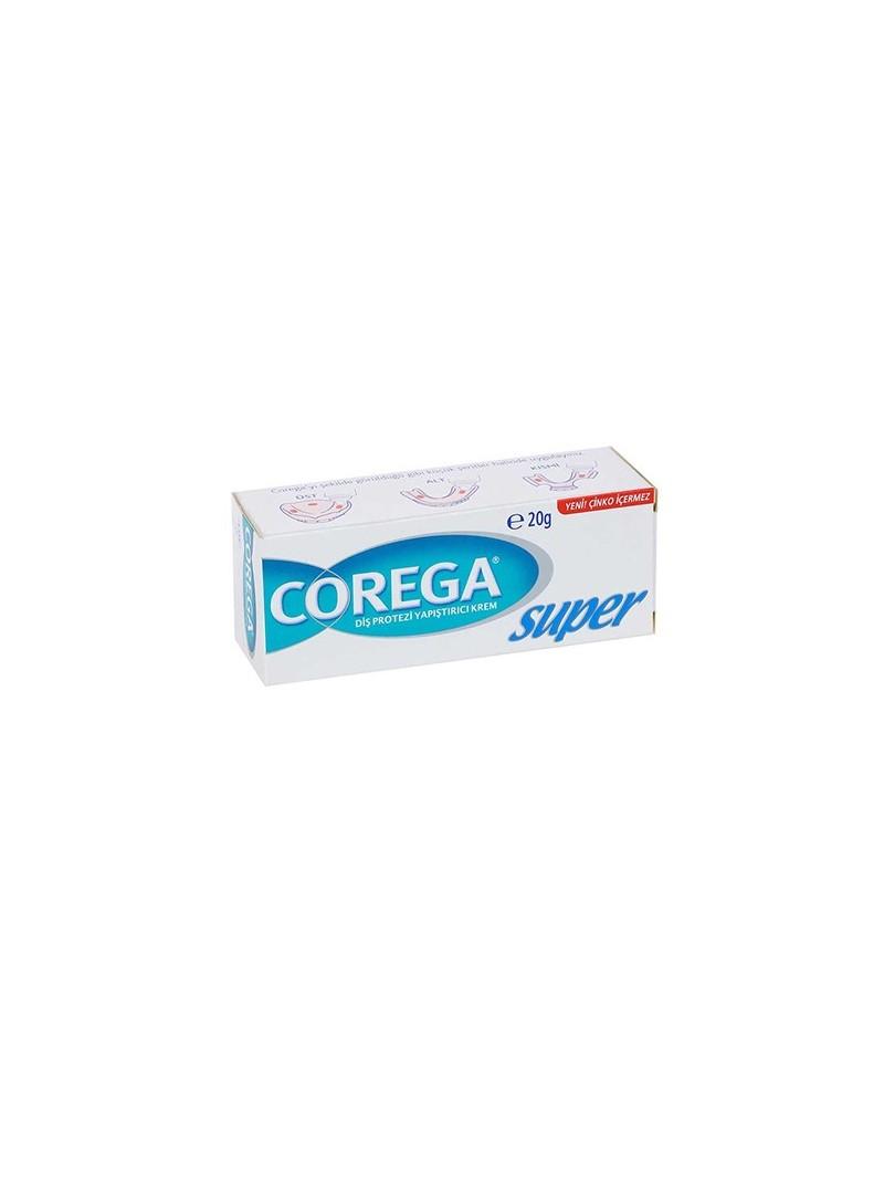 Corega Diş Protezi Yapıştırıcı Krem 20 Gr