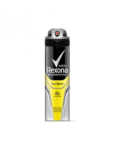 Rexona Men V8 Deodorant Sprey 150ml