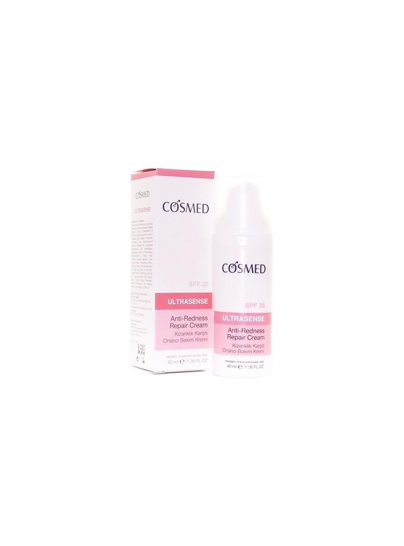 Cosmed Ultrasense Anti-Redness Repair Cream Spf20 40ml
