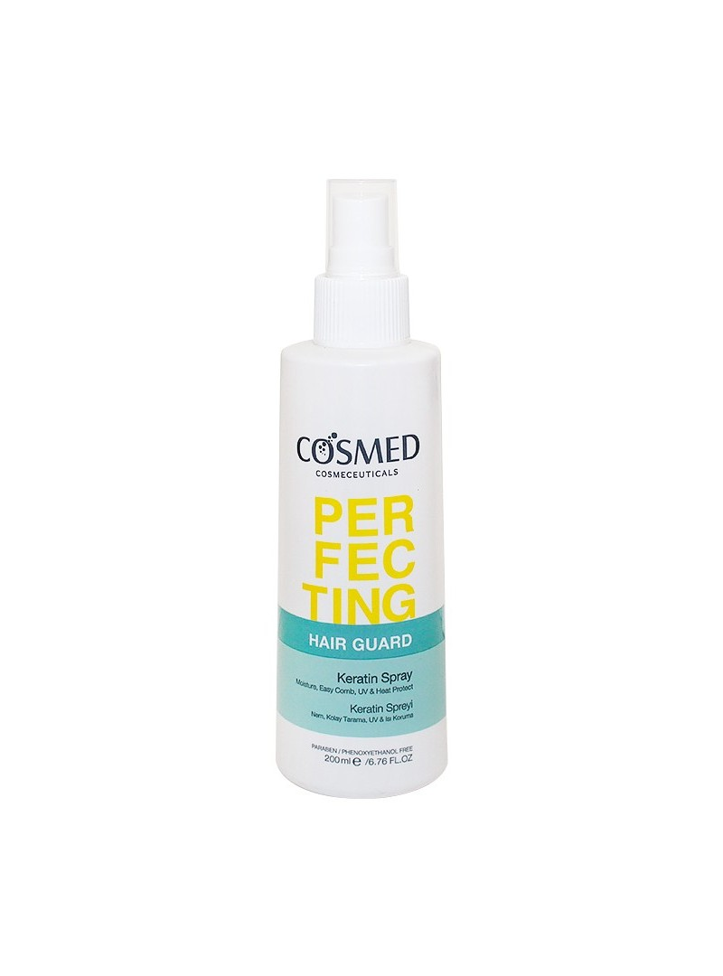 Cosmed Hair Guard Keratin Sprey 200ml