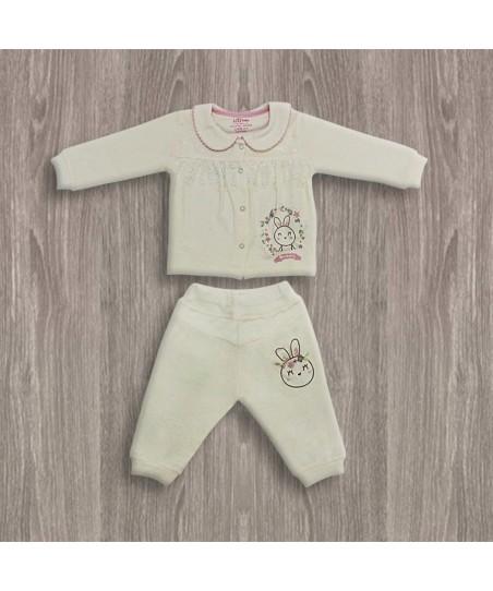 Aziz Bebe Tüllü 2'li Kız Takımı