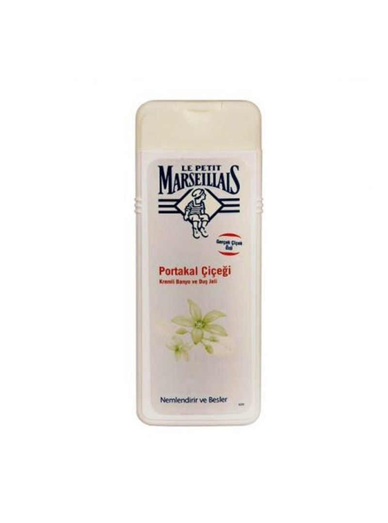 Le Petit Marseillais Portakal Çiçeği Banyo ve Duş Jeli 400 ml