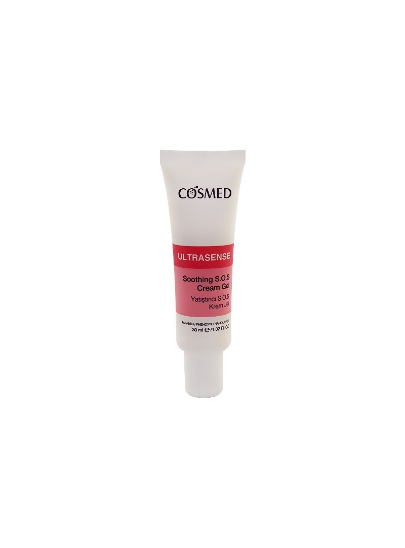 PROMOSYON - Cosmed Ultrasense Soothing S.O.S Cream Gel 30ml
