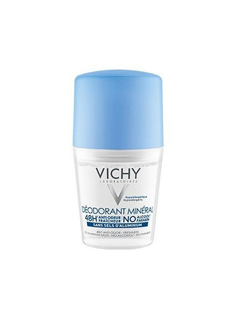 Vichy Mineral Deo 48 Saat Etkili Deodorant Roll-On 50 ml