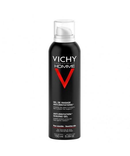 Vichy Homme Shaving Gel 150ml