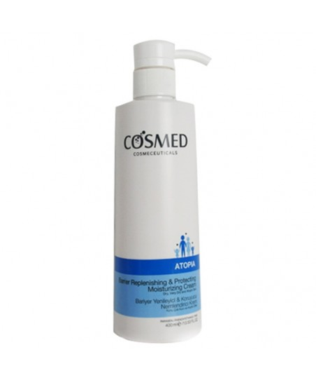 Cosmed Atopia Barrier Replenishing & Protecting Moisturizing Cream 400ml