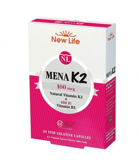 New Life Mena K2