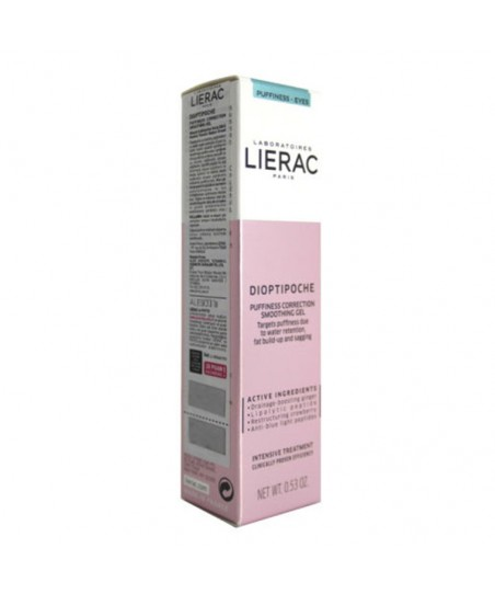 Lierac Dioptipoche Puffiness Correction Smoothing Gel 15ml
