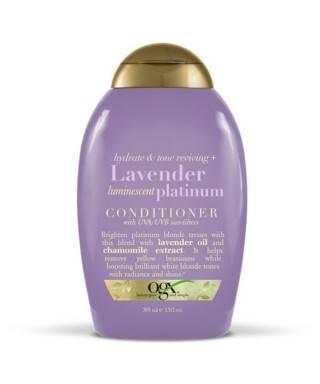 Organix Lavender Luminescent Platinum Conditioner 385ml