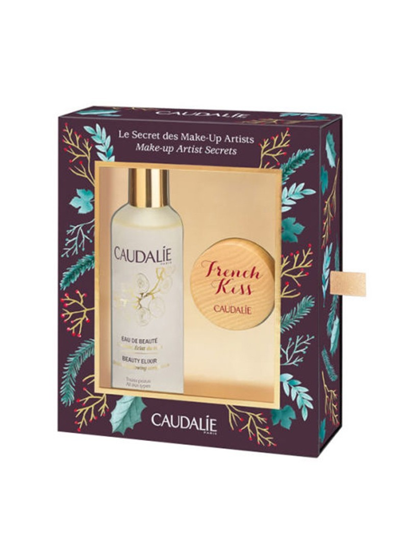 Caudalie Beauty Elixir Set - Makeup Artist Skincare Secrets