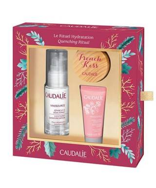 Caudalie Vinosource SOS Serum SET