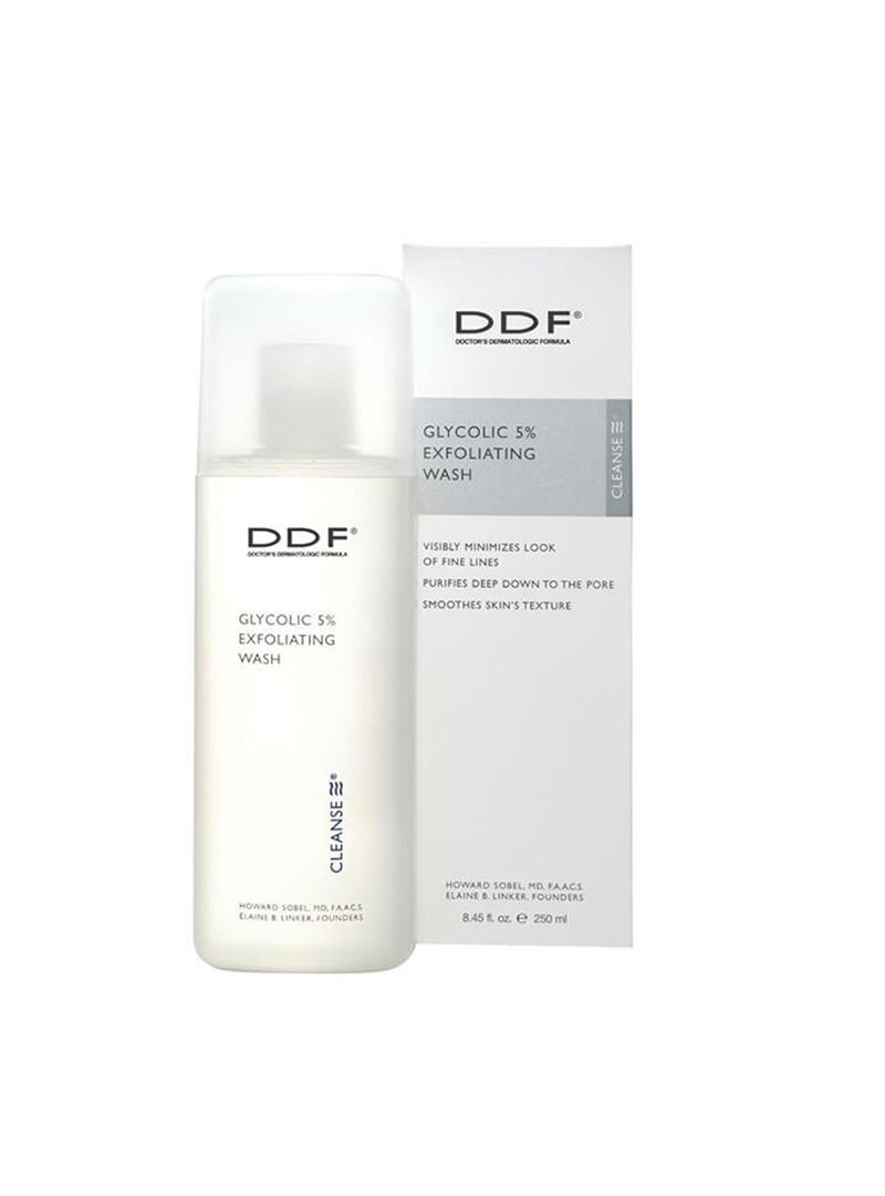 DDF Glycolic %5 Exfoliating Wash
