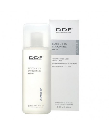 DDF Glycolic %5 Exfoliating Wash