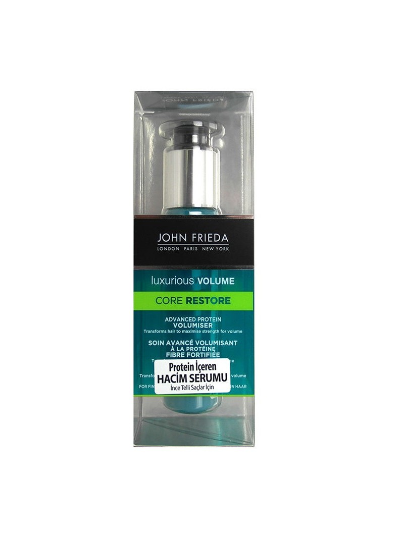 John Frieda Luxurios Volume Core Restore Advanced Protein Volumiser 60ml