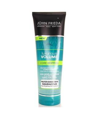 John Frieda Luxurios Volume Core Restore Protein-Infused Clear Conditioner 250ml