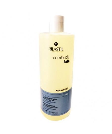 Cumlaude Lab Xeralaude Dermo Cleansing Bath and Shower Gel 750ml