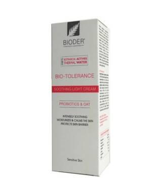 Bioder Bio-Tolerance Normal/Karma Hassas Ciltler için Nemlendirici Krem 30ml