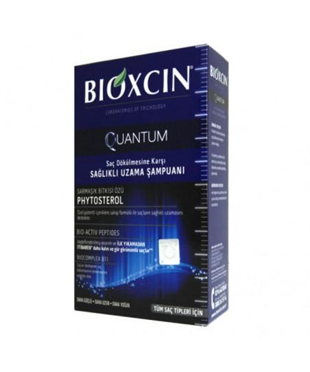 Bioxcin Quantum Saç Dökülmesine Karşı Sağlıklı Uzama Şampuanı 300ml