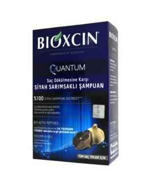 Bioxcin Quantum Saç Dökülmesine Karşı Siyah Sarımsaklı Şampuan 300ml