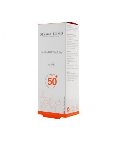 DermaPlus MD Derma Baby SPF 50 - 120ml