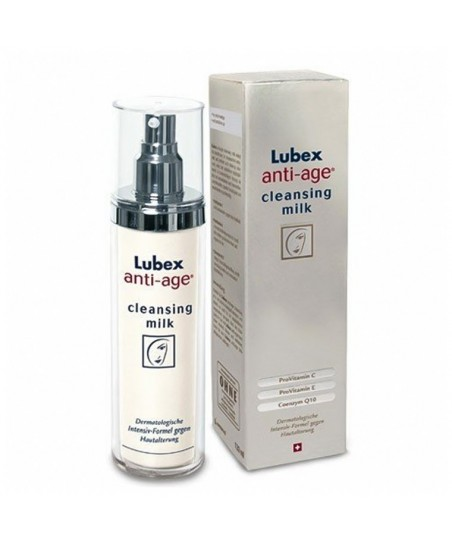Lubex Anti Age Cleansing Milk 120ml