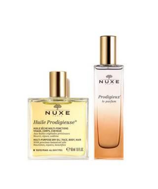 Nuxe Prodigieux Parfüm & Huile Prodigieuse SET
