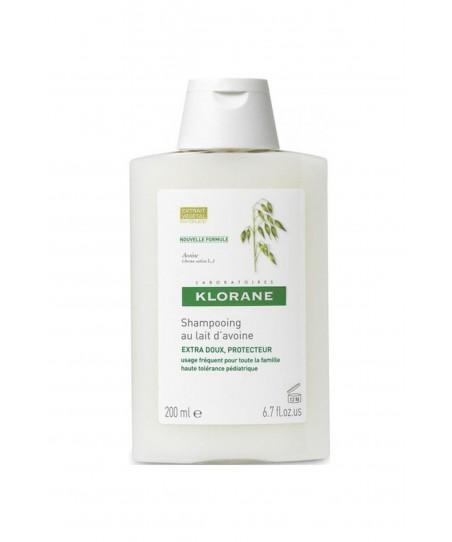 Klorane Yulaf Sütü İçeren Sık Kullanım Şampuanı 200 ml