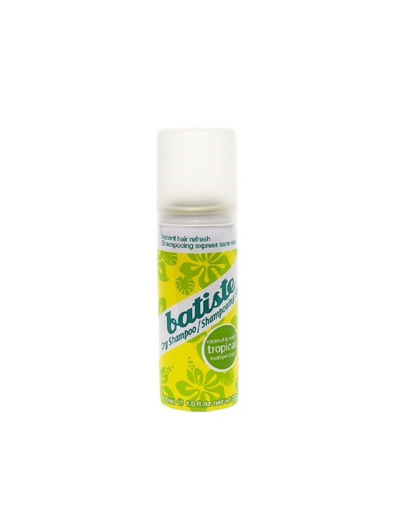 Batiste Tropical Dry Shampoo Kuru Şampuan 50ml