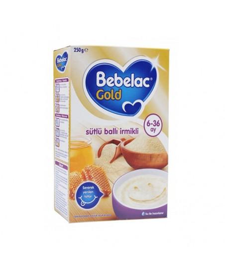 Bebelac Gold Sütlü Ballı İrmikli Bebek Maması