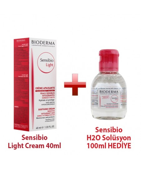Bioderma Sensibio Light Cream
