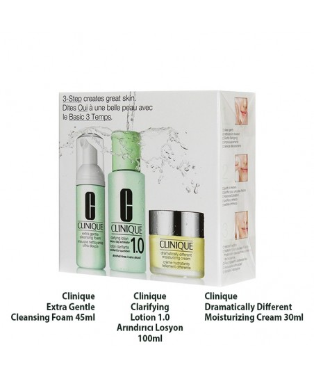 Clinique Clarifying Lotion 1.0 - Arındırıcı Losyon 400ml
