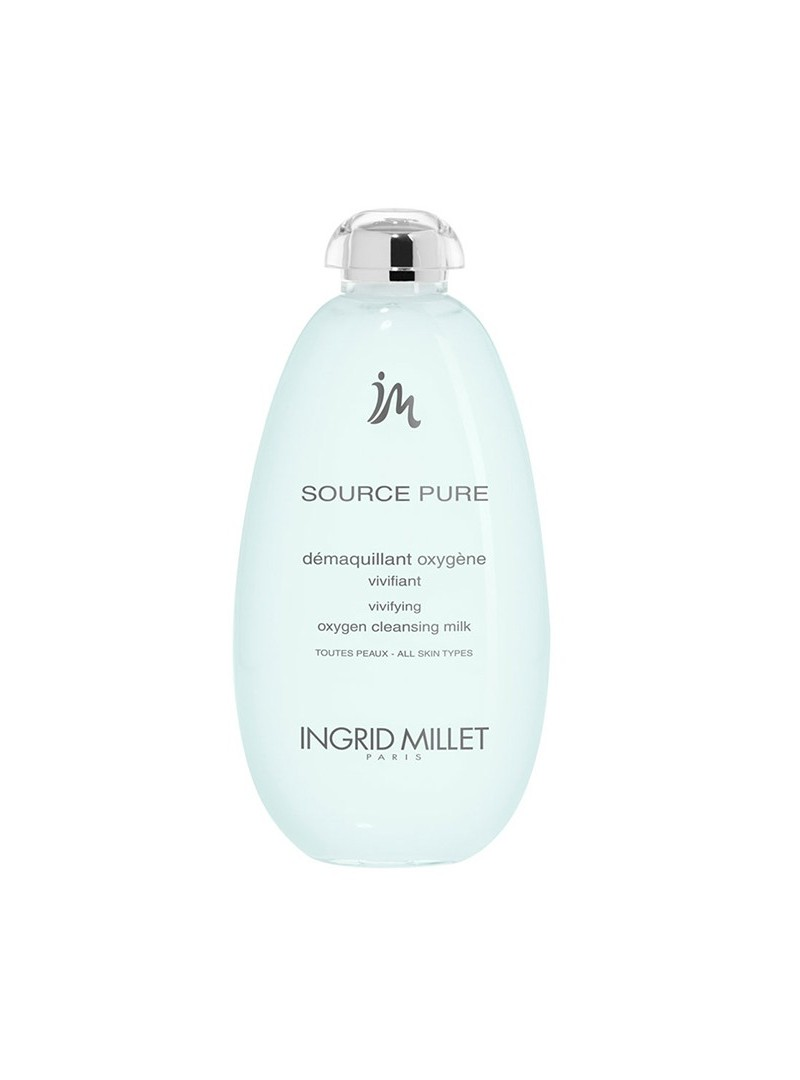 Ingrid Millet Source Pure Oxygen Cleansing Milk 400ml- Temizleme Sütü