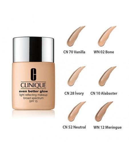 Clinique Even Better Glow Makeup Fondoten SPF 15 - 30ml