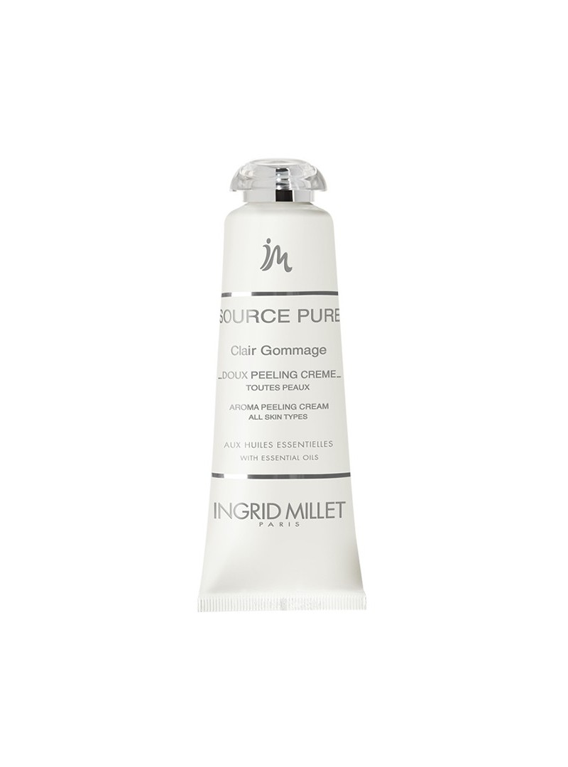 Ingrid Millet Source Pure Clair Gommage Aroma Peeling Cream 75ml
