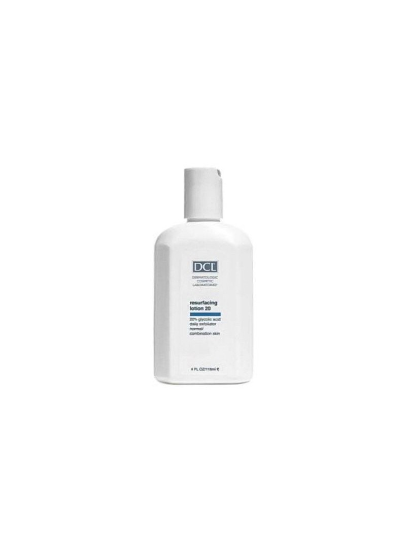 DCL Resurfacing Lotion 20 - 118ml