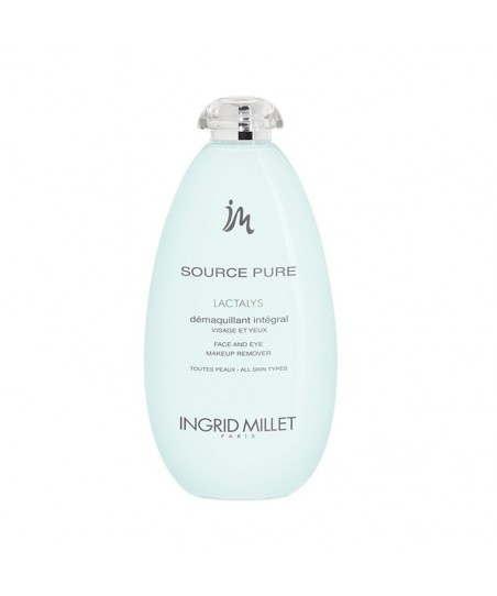 Ingrid Millet Source Pure Lactalys Face And Eye Makeup Remover 200ml
