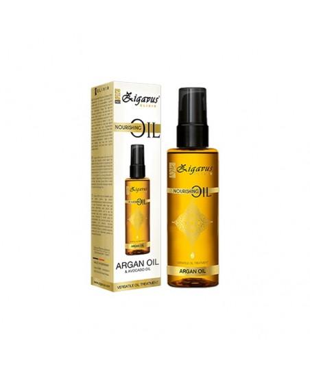 Zigavus Argan Oil Elixir Besleyici Saç Serumu 100ml