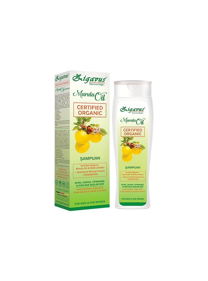 Zigavus Organik Marula Şampuanı 250ml