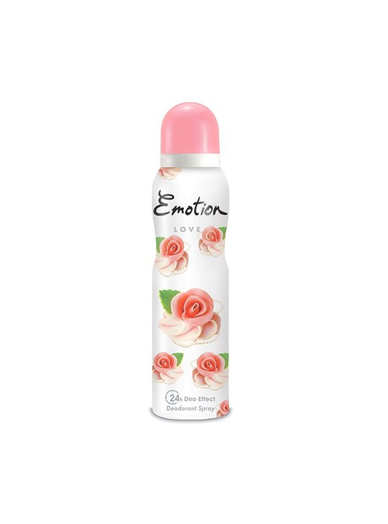 Emotion Deo Love Bayan Deodorant 150ml