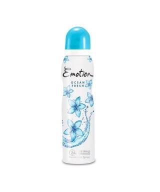 Emotion Ocean Fresh Bayan Deodorant 150ml