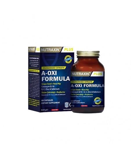 Nutraxin A-Oxi Formula 60 Kapsül