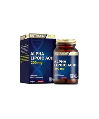 Nutraxin Alpha Lipoic Acid 60Tablet