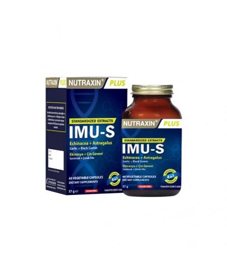 Nutraxin Imu-s 60 Kapsül